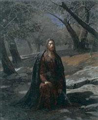 В Гефсиманском саду