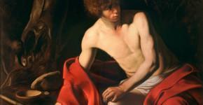 Караваджо. Св.Иоанн Креститель 1606