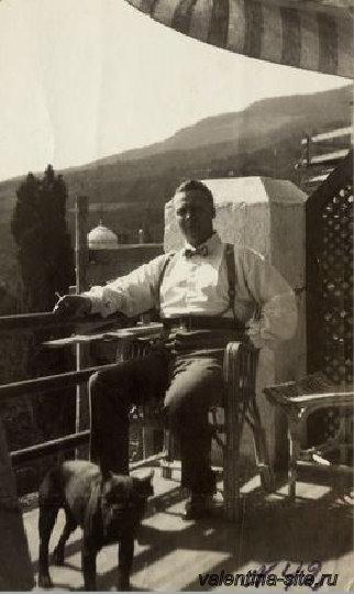 Федор Иванович Шаляпин. 1920-е