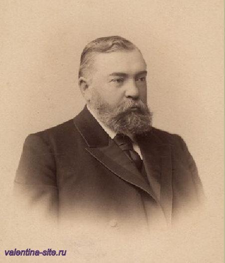 Князь Вячеслав Николаевич Тенишев. 1890-е