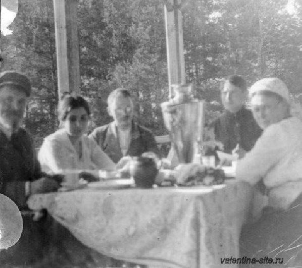 В Охотине. 1910-е