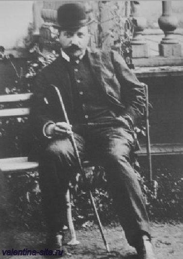 Валентин Александрович Серов. 1905