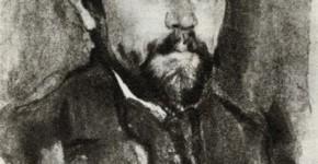 Валентин Серов.Портрет А.П.Чехова. 1902