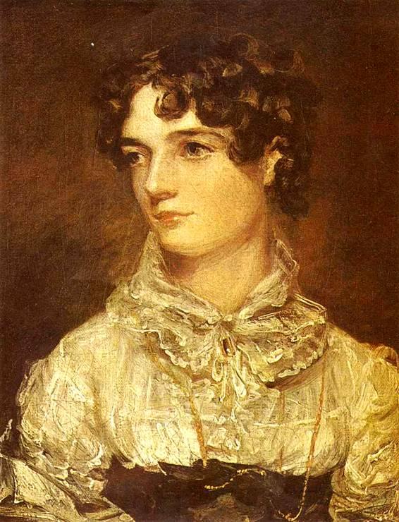 Джон Констебл. Портрет Марии Бикнелл, жены художника. 1816