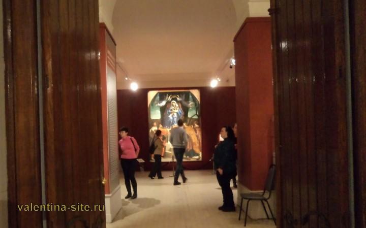 Музей изобразительных искусств. Выставка Лоренцо Лотто.