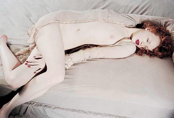 Карен Элсон. 2000 Vogue Italy