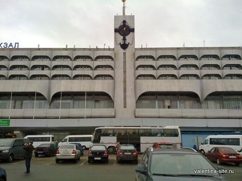 Санкт-Петербург, Морской вокзал