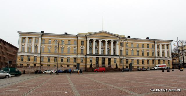 Здание Сената на Сенатской площади