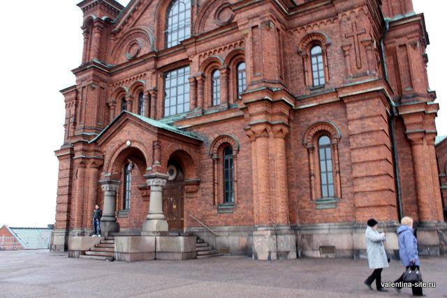 Площадь перед Успенским собором