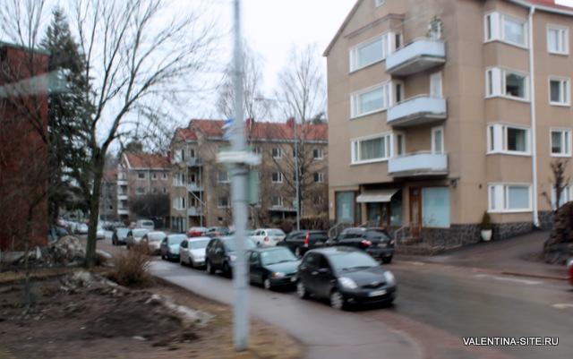 Жилые дома в Хельсинки