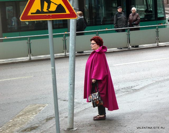 Жительница Хельсинки