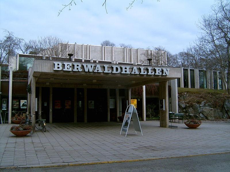 Стокгольм, Бервальдхалле