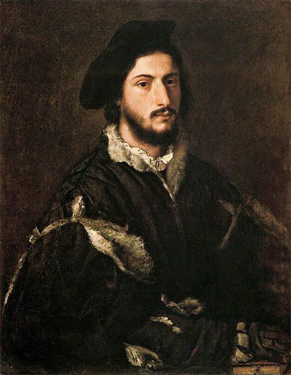 Портрет Томмазо или Винченцо Мости (1520-1526)