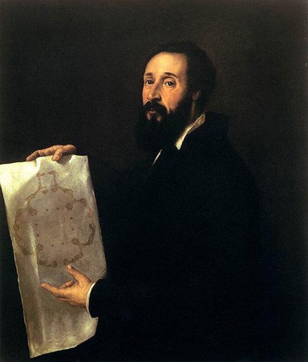 Джулио Романо (1536). Палаццо де Те в Мантуе
