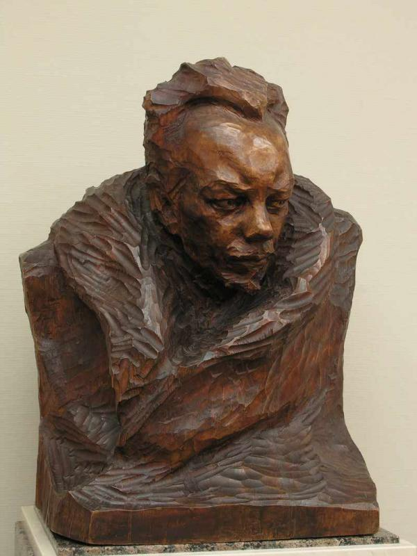 Портрет А. М. Ремизова. 1911