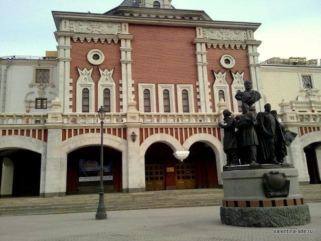 Памятник Создателям российских железных дорог, 2013