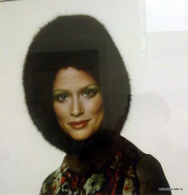 Дэвид Бейли. Лорен Хаттон. 1970