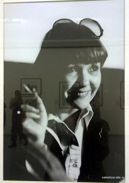 Инге Морат. Белла Ахмадулина. 1977