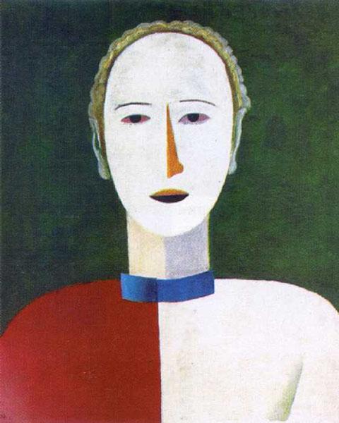 Женский портрет 1928-1932