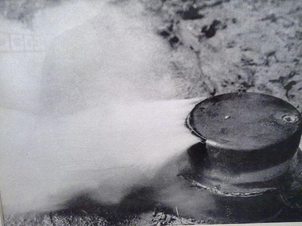 Газовая атака. 1915-1918