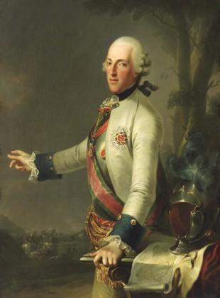 Герцог Альберт Саксен-Тешенский, основатель Альбертины