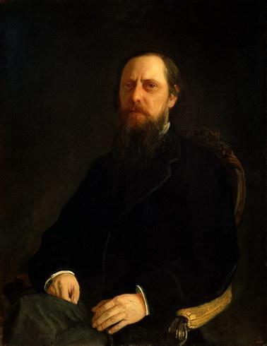 Портрет М.Е.Салтыкова-Щедрина