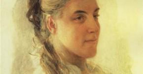Портрет Е.И.Забелло