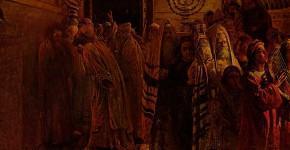Суд Синедриона.Повинен смерти