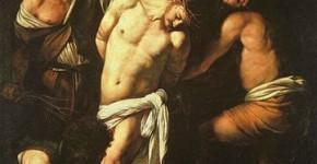 Караваджо. Бичевание Христа