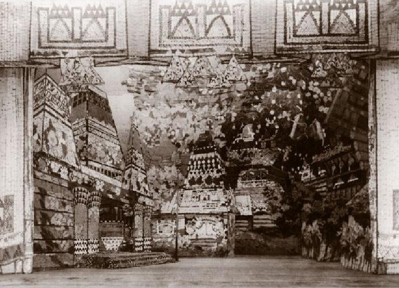 Константин Коровин. Град-столица