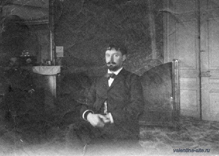 Константин Алексеевич Коровин. 1893