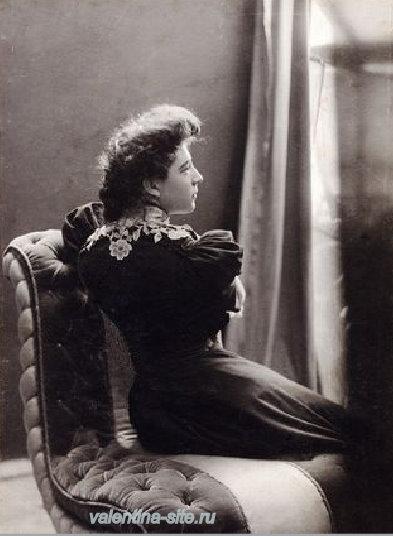 Надежда Ивановна Комаровская. 1910-е