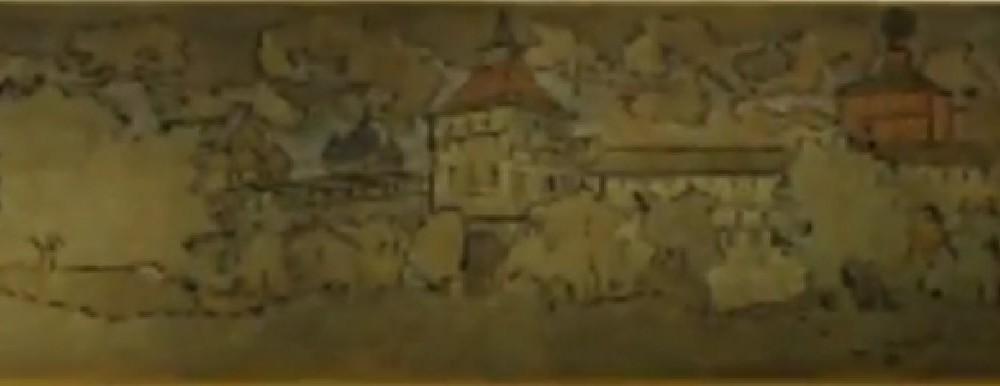 Константин Коровин. Старый монастырь