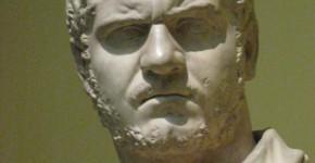Портрет император Каракаллы