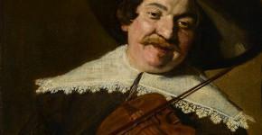Воображаемый музей - Франц Хальс Cтарший. Портрет Даниела ван Акена. Ок.1640