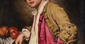 Витторе Гисланди. Портрет юного художника. Бергамо