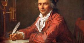Жак-Луи Давид. Портрет Альфонса Леруа 1783