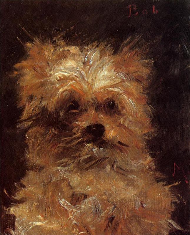 Эдуард Мане. Собака. 1876