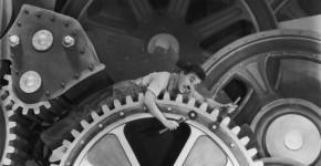 Чарли Чаплин. Новые времена. 1936