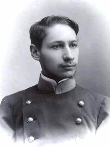 Павел Флоренский, студент