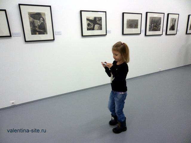 Выставка Михаила Прехнера. Мультимедиа Арт Музей