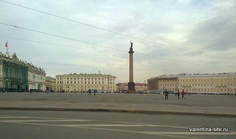 Санкт-Петербург, Дворцовая площадь