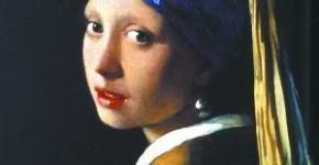 Иоганн Вермеер. Девушка с жемчужной сережкой. Картина написана Джоном Майаттом