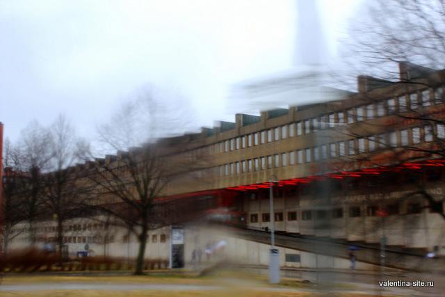 Стокгольм. Дом кино Швеции