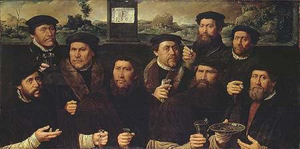 групповой портрет