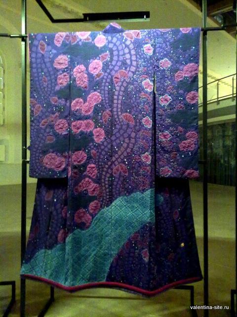 Призрачные цветы в отдаленных горах. 1988