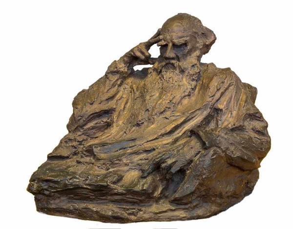 Лев Николаевич Толстой. 1927