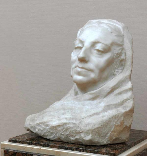 Портрет Л. И.Сидоровой. 1906