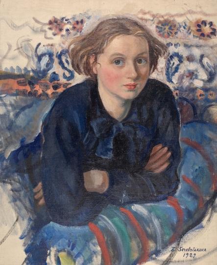 Портрет Екатерины. 1929