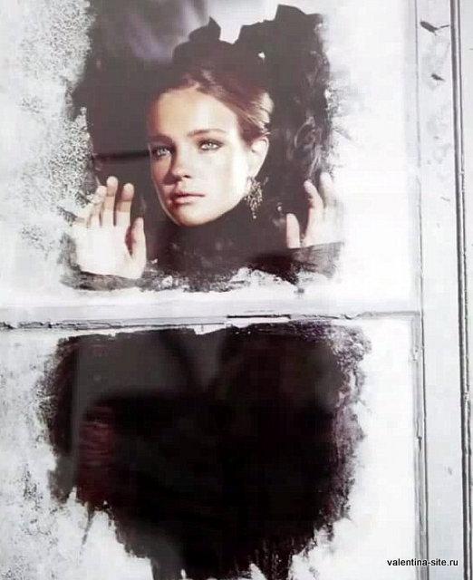 Топ-модель Наталья Водянова